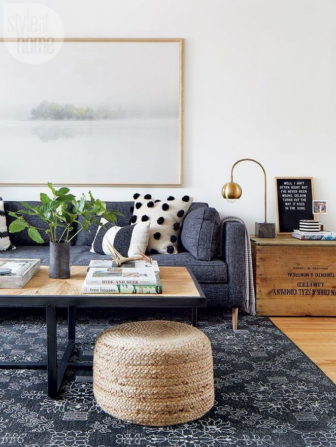 Formal Living Room Layout Discovered