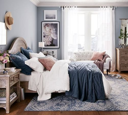 42+ Top Tips of White Bedding Master Bedroom Joanna Gaines