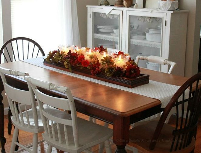 47 Simple Daily Dining Table Centerpieces In An Easy To Follow Manner Decorinspira Com