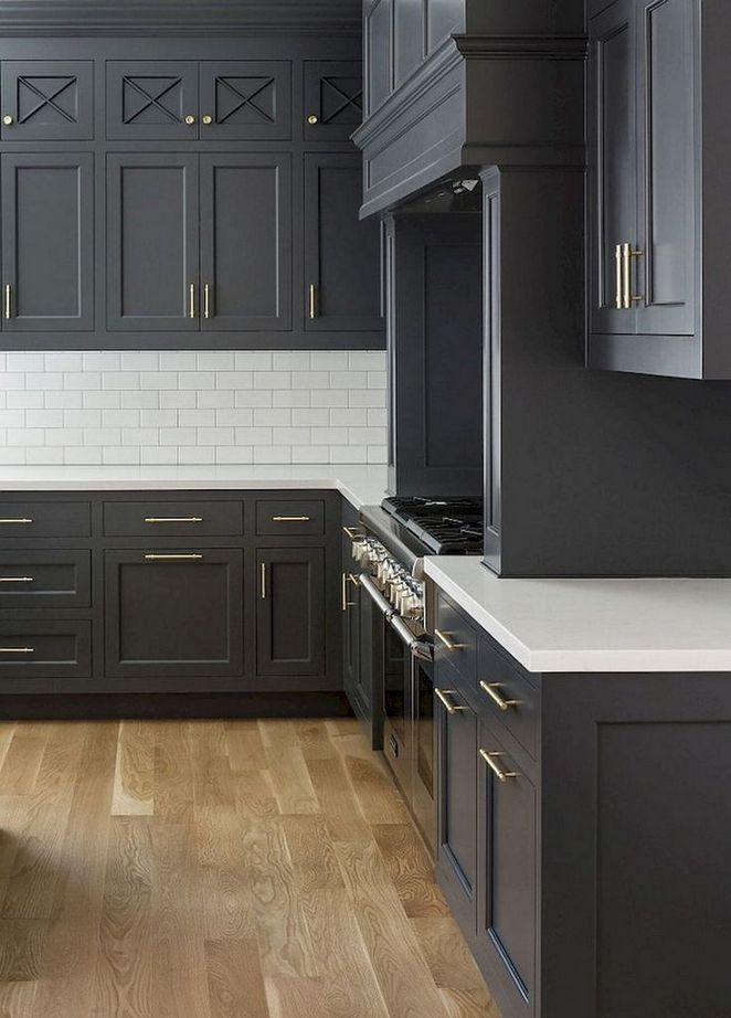 41 What Kitchen Backsplash Ideas With Dark Cabinets Subway Tiles Is And It Not 70 Decorinspira Com