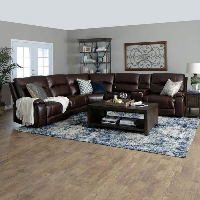 43 Read This Report On Dark Brown Couch, Living Room Decor Ideas With Brown Leather Couches