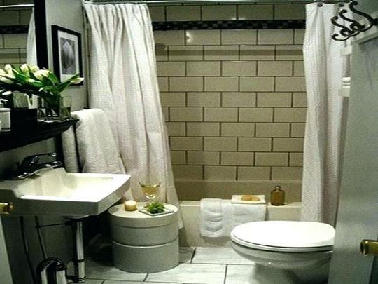 42 Getting smart with small bathroom ideas decorating inspiration shower curtains