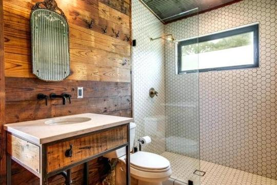 46+That will motivate you farmhouse bathroom colors rustic