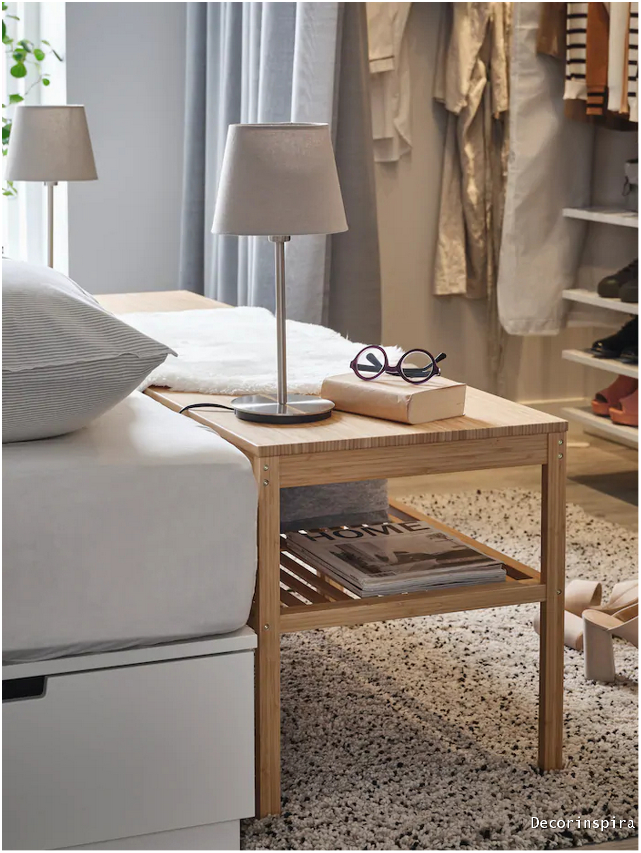 Functional and Stylish Storage For Bedroom Furniture